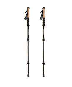 black montem trekking poles