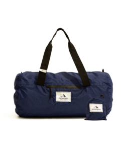 Navy with pouch